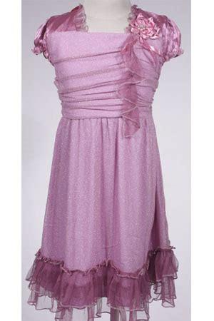 Baju Anak Saffron Bunga Pink Size 8 baju pesta anak 558 dusty pink size 10 rumah islami 88