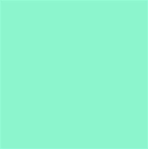 Mint Green Color | mint green coloring pages