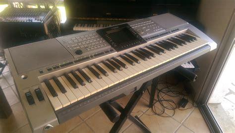 Keyboard Psr 3000 yamaha psr 3000 image 1084565 audiofanzine