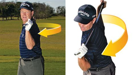 golf swing hip rotation drill keep it level backswing drill begin better golf