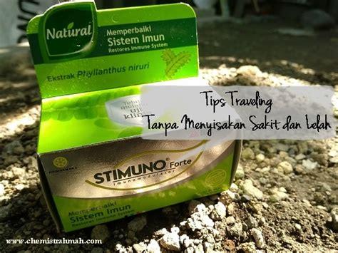 Vitamin Stimuno Forte Tips Traveling Tanpa Menyisakan Sakit Dan Lelah Al