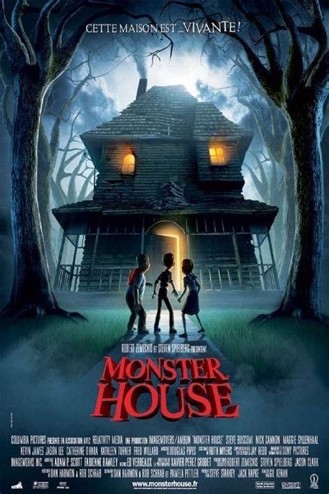 House Movie by Monster House 2006