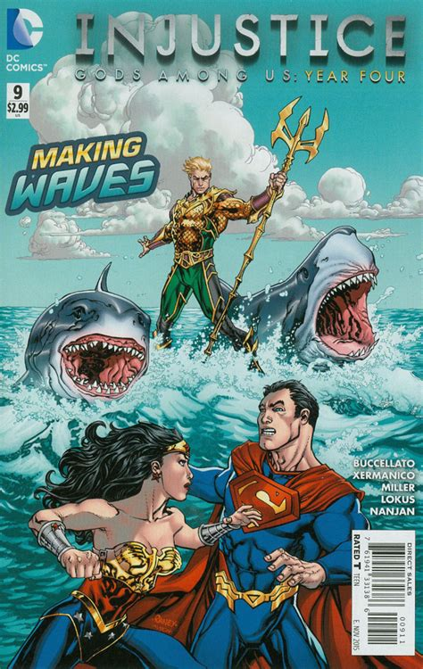 injustice gods among us year four vol 2 injustice gods among us year four vol 1 9 dc database