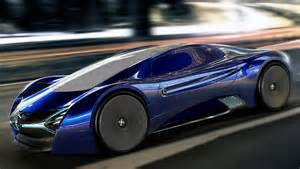 Electric Cars Sales Future Wordlesstech Elk Mercedes Electric Concept Car