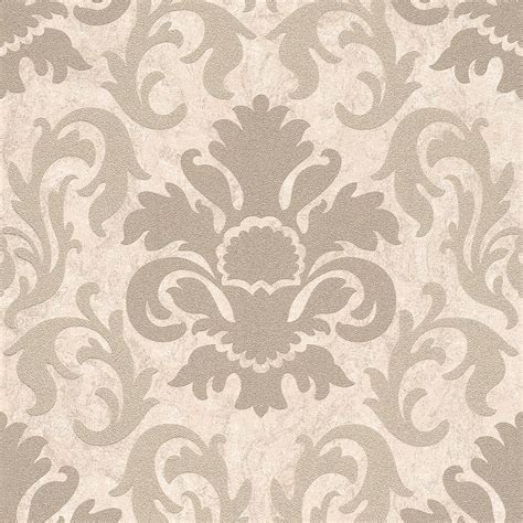 glitter wallpaper lounge p s carat damask gold and beige glitter wallpaper 10m