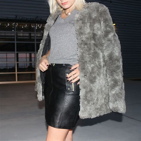 how to style a leather skirt 3 ways citizens of