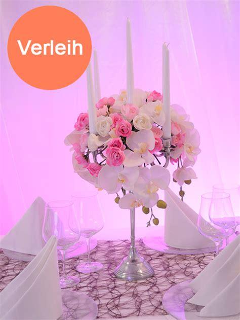 hohe kerzenleuchter dekoration mieten oder kaufen extravagance deko
