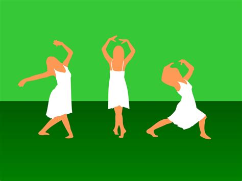 ppt themes dance girl dance sport powerpoint backgrounds educational