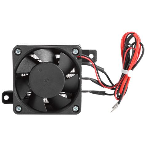 small space heater fan portable constant temperature ptc fan car electric heater