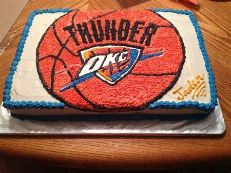thunder cake okc thunder cake entertaining
