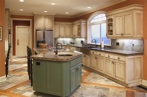 remodeled kitchen kitchen remodel nathan d young construction inc