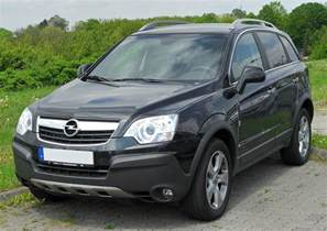 Where Is Opel From Opel Antara