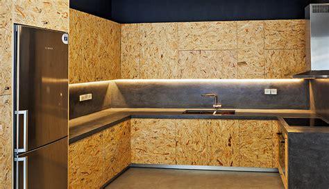 osb kitchen cabinets lavaplaster and osb προλατ