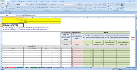 Project Cost Estimate And Budget Template Download Cost Estimate Sheet Project Cost Estimate And Budget Template
