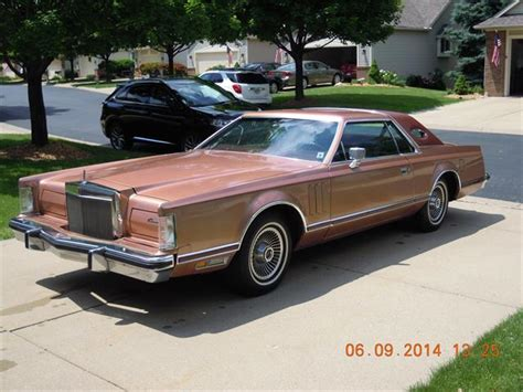 lincoln v 1979 1979 lincoln v for sale on classiccars 26 available