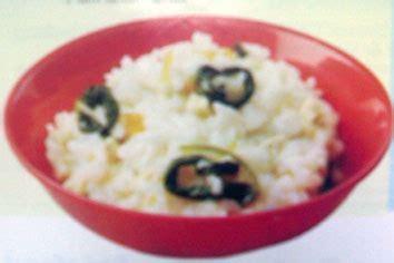 gambar cara membuat nasi tim nasi tim ikan 9 bulan resep masakan indonesia