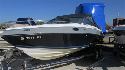 used four winns boats for sale in michigan used four winns cuddy cabin boats for sale page 4 of 5