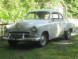 1951 Chevrolet Business Coupe 1951 Chevrolet Styline Business Coupe For Sale Photos