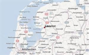 heerenveen netherlands map lemmer stadsgids