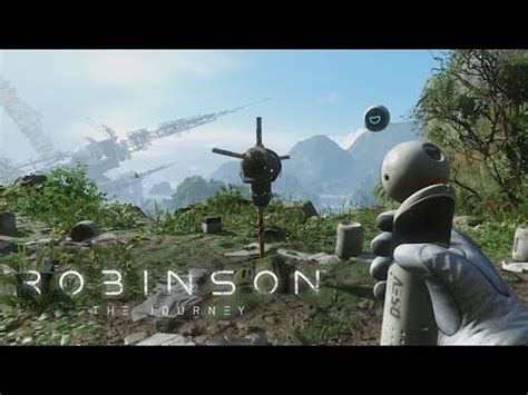 Kualitas Bagus Robinson The Journey Ps Vr robinson the journey official playstation vr demo
