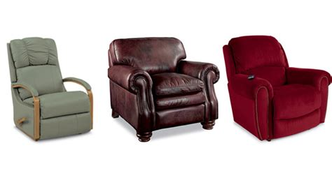 recliner types different types of recliners that you could purchase