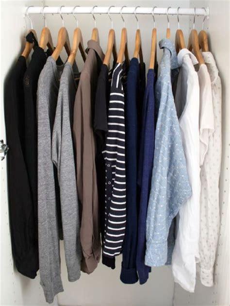 minimal wardrobe back to basics