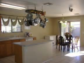pictures of pot racks in kitchens pot racks 171 design the kitchen