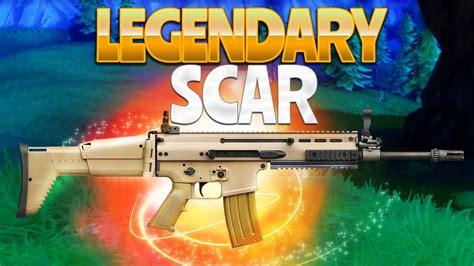 who makes fortnite battle royale legendary scar fortnite battle royale