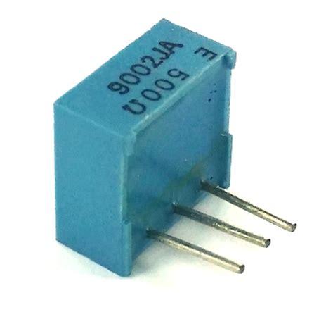 murata resistors 500 ohm variable resistor trimpot murata pot3104e 1 501 west florida components