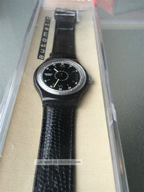 Swatch Seri Aotomatic swatch automatic quot roppongi quot sam 400 ovp in swatch