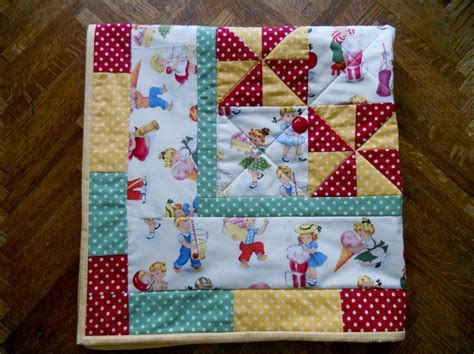 Patchwork Baby Quilts - unavailable listing on etsy