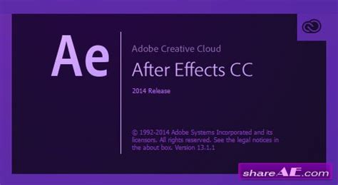 after effects cc templates adobe after effects cc 2014 1 1 v13 1 1 win mac 187 free