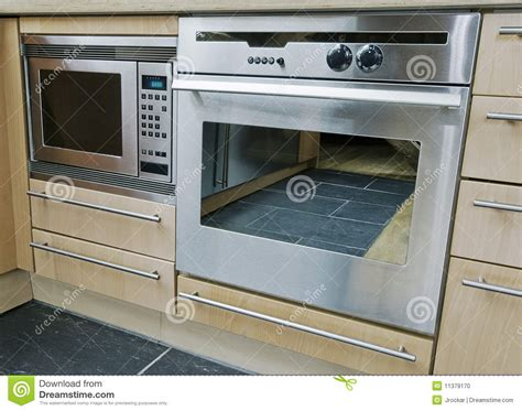 built in appliances kitchen built in kitchen appliances stock photo image 11379170