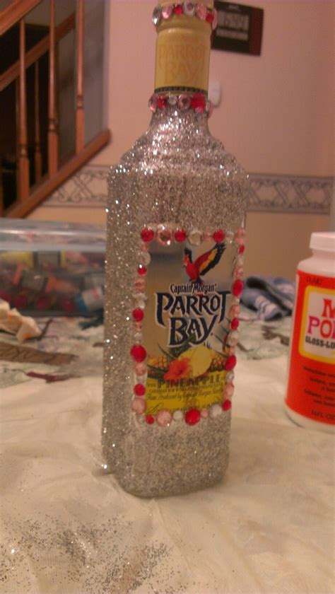 17 best images about bedazzled bottles on pinterest