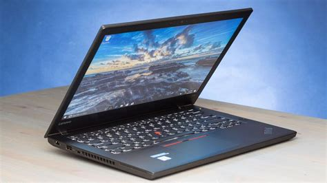 Laptop Lenovo Thinkpad T470 the best products of 2017 pcmag