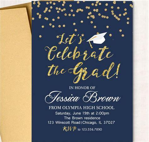 Wedding Announcements Wording Sles by High School Graduation Invitation Wording Sles