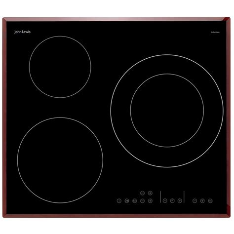 induction hob kwh lewis jlbiih606 ceramic induction hob review housekeeping institute