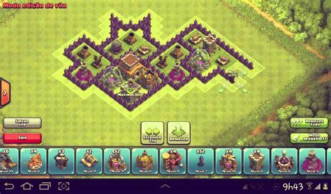 Layout Morcego Cv 6 | layout para centro da vila nv 7 push morcego youtube