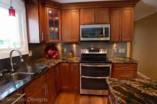 Kitchen Furniture Columbus Ohio Cherry Shaker Kitchen