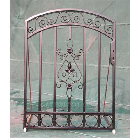 wrought iron garden gate wts 2000 garden gates