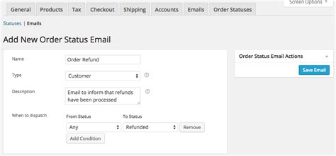 Woocommerce Order Status Manager Woocommerce Woocommerce Order Confirmation Email Template