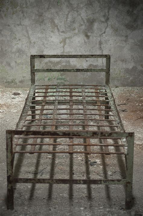 prison beds prison bed photograph by jessica berlin