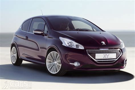 car peugeot 208 peugeot 208 xy concept photo gallery cars uk