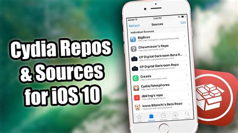 cydia apps best top 10 cydia sources for ios 10 in 2017 cydia