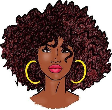natural hairstyles cartoon natural hair art natural hair pinterest natural art