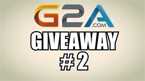 Pc Games Giveaway - g2a pc games giveaway 2 youtube