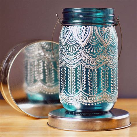 jar crafts 101 clever diy craft ideas using jars diy for