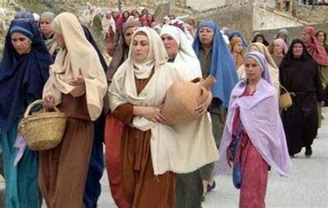 imagenes vestimenta mujeres judias la sana doctrina en cuanto al velo respecto al hombre y a