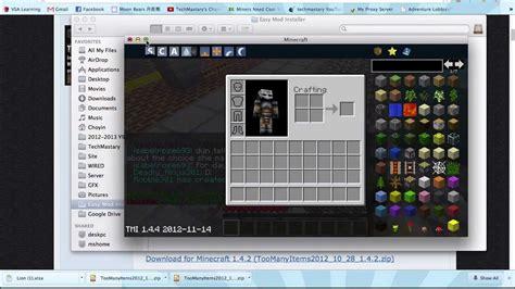 mods in minecraft for mac easy minecraft mod installer for mac nov 2012 minecraft