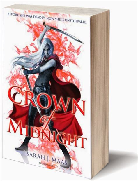 buscando entre mis libros rese 241 a crown of midnight throne of glass 2 sarah j maas